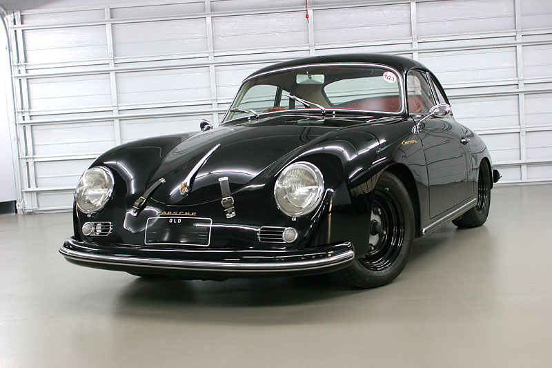 Porsche 356 Steel Wheels