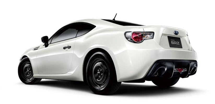 Subaru BRZ Steel Wheels