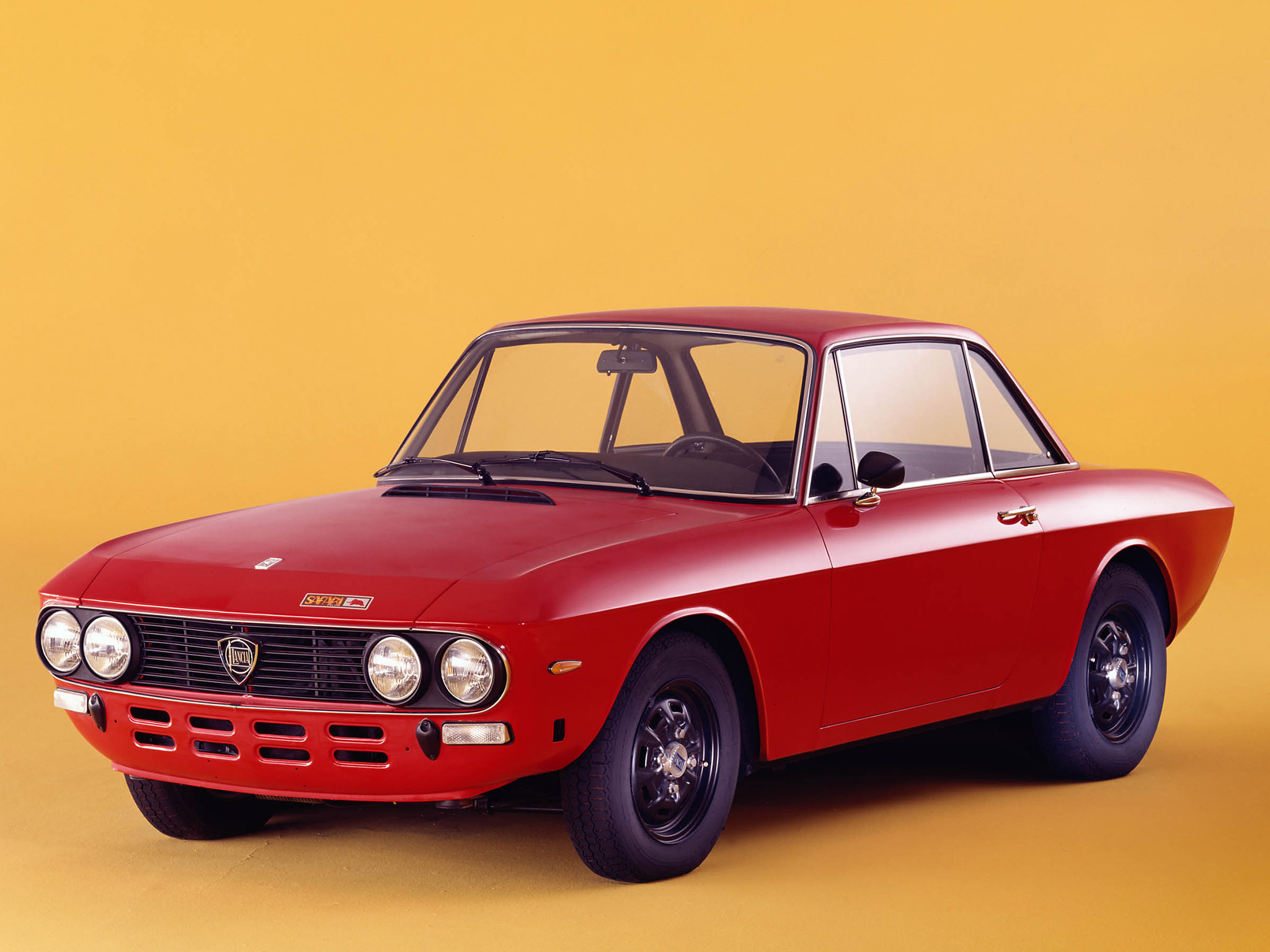 Lancia Fulvia Coupe Safari