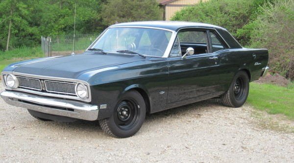 1970 Ford Falcon 2 Door