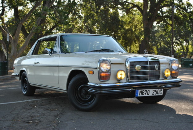 There hasn 39 t been a car built that can 39 t be improved by for 1970 mercedes benz
